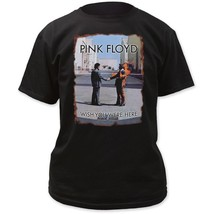 Authentic Pink Floyd Wish You Were Here Burnt Edges Album T-Shirt Top S ... - $21.99+