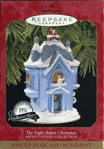 1997 New in Box - Hallmark Keepsake Christmas Ornament - Night Before Ch... - $9.89