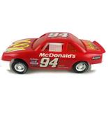 1995 McDonalds Corp. Bill Elliott 1/18 Plastic NASCAR Car Reeses Coca-Cola - $56.07