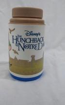 Vintage Disney Hunchback of Notre Dame Blue Aladdin Thermos - $9.89