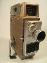 [h7] Vintage BELL & HOWELL 8mm Camera - $58.66