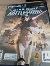 Sony PS2 Star Wars: Battlefront image 1