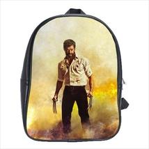 School bag logan x-men bookbag  3 sizes - $38.00+