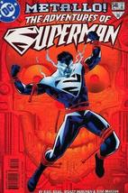 Adventures of Superman, Edition# 546 [Comic] [May 01, 1997] DC - £3.09 GBP