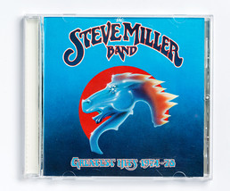 Steve Miller Band - Greatest Hits 1974-78 - Classic Rock Music CD - Used - $4.65