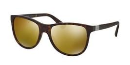 Prada Men Cat Eye Sunglasses Havana Frame Brown Lens PR20SS HAQ-5P0 56mm - $118.79