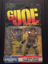 """G.I. Joe Extreme Ballistic 4"""" Action Figure wit... - $8.00"""