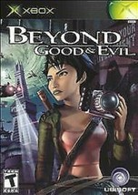 Beyond Good & Evil (Microsoft Xbox, 2003) Factory New and Sealed - $46.60