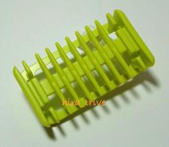 ORIGINAL Philips Norelco OneBlade Body Comb Green Attachment QP2520 QP26... - $13.03