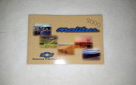 2000 chevy malibu owners manual