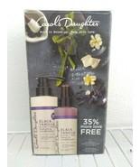 Carol's Daughter BLACK Vanilla Conditioner Gift Set Leave-In & Hydrating  - $9.59