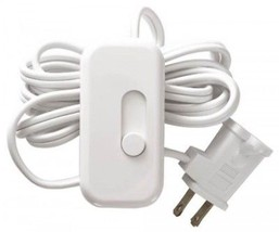 Lutron TT300HWH Electronics PlugIn Lamp Dimmer, White - $25.99