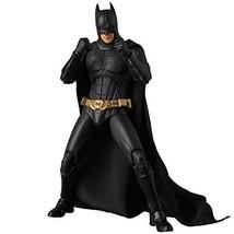 Nouveau Medicom Mafex Batman Begins Costume Figurine Articulée Japon Ani... - $93.91