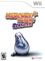 Mercury Meltdown: Revolution (Nintendo Wii, 2007) - $3.75