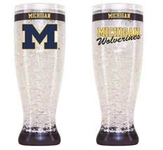 Michigan Wolverines Crystal Pilsner Glass - $14.50