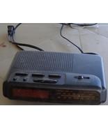 Vintage Craig Model CR5010 Digital Clock Radio with Snooze - NICE RADIO ... - $29.69