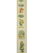 "NEW YEARS RIBBON VINTAGE IMAGES SIX FEET LONG  2 1/2"" wide - $8.25"