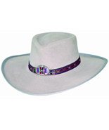 Bullhide Shinnecock Premium Wool Cowgirl Hat Decorative Bands Silverbell... - €70,18 EUR