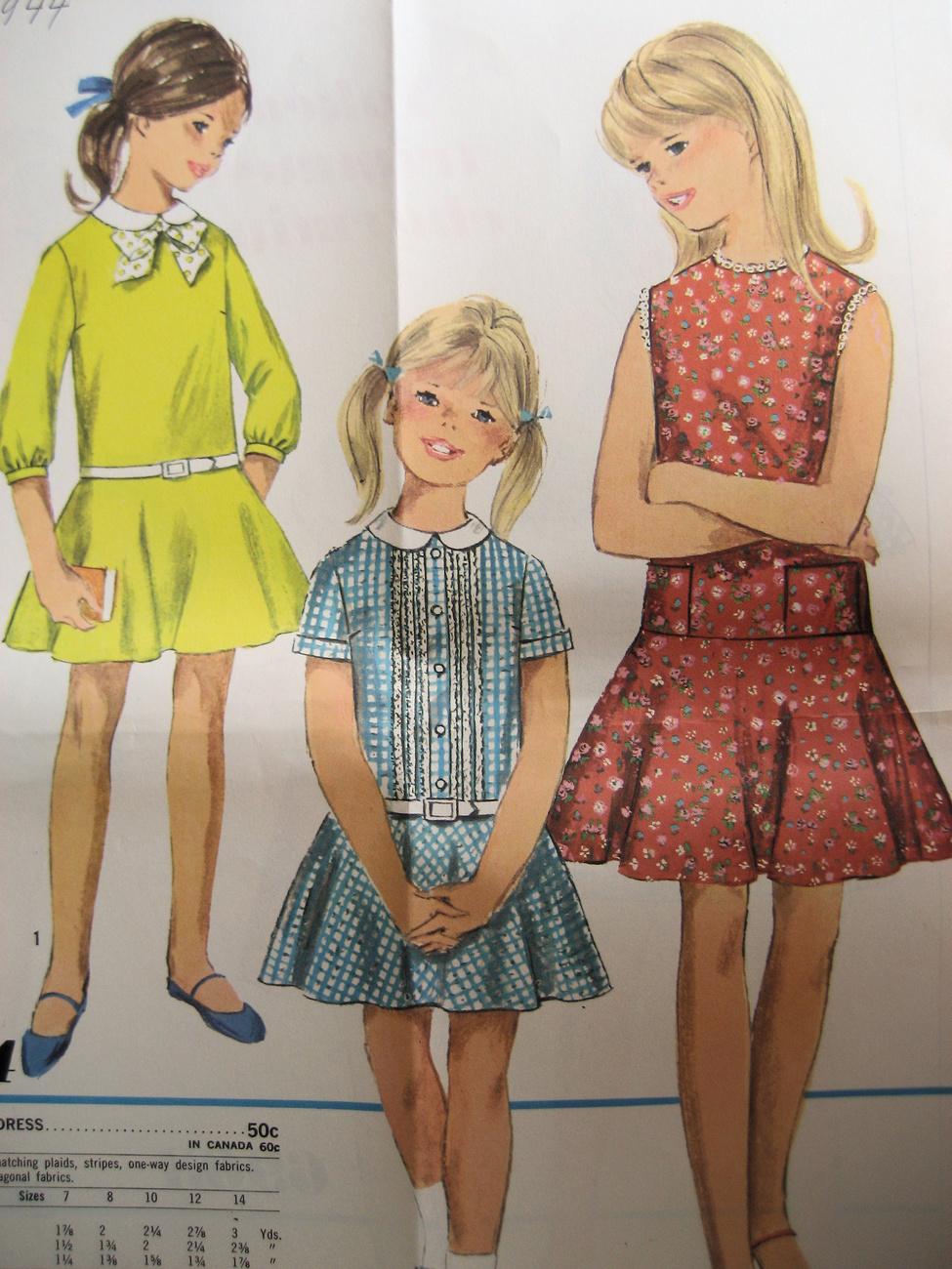 Vintage patterns 054  2