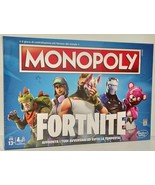 Monopoly Fortnite Board Game 2018 (Italian) - $33.00