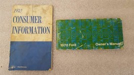 FORD PASS 1970 Owners Manual 15793 - $16.82
