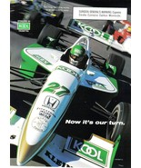 Kool Now it's our turn. Full Page Color Original Print Ad from 1987 Very... - $3.50