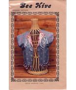 Bee Hive 10114 Beaded Bandana Western Blouse Pattern - $6.99
