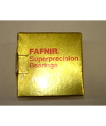 Fafnir Superprecision Bearings 2MMV9108WI DUL FS637 - $234.00