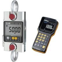 CAS TM-5KZ, Digital Dynamometer, 5000 lbs x 5 lb with Wireless ZigBee Re... - $1,400.00