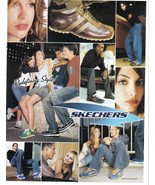 Skechers 2002 Redefining Style! 2002 Full Page Color Print Ad Near Mint - $3.49