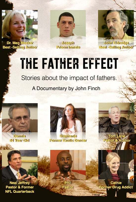 The father effect   a documentary dvd by john finch