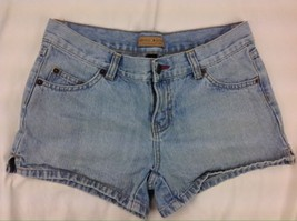 Tommy Hillfiger Jeans Womens Size 3 Denim Jean Short Shorts Flat Front 3... - $21.95