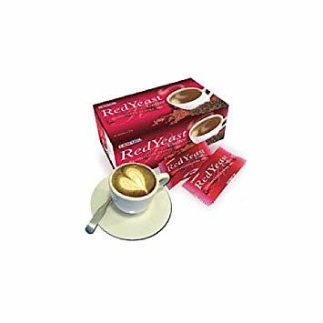 Edmark RED YEAST COFFEE Rejuvenate -coffee beans and red yeast rice