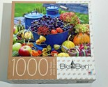 Colorful Harvest Time - 1000pc. Jigsaw Puzzle - Big Ben - 20x27in.