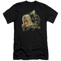 The Lord of the Rings Legolas Elf Woodland Realm graphic t-shirt LOR1016 image 1