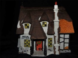 Dept 56 Dickens Village Series OLIVER TWIST MAYLIE COTTAGE - $18.62