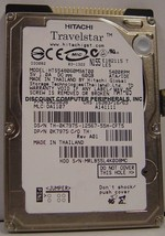 NEW 60GB 2.5 in IDE Drive Hitachi HTS548060M9AT00 Free USA Ship Our Drives Work