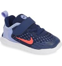 Nike Free Rn 2018 (TDV) Running Shoe Infant/Toddler Size 9C - Blue - $64.99