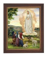 Christian Brands Our Lady of Fatima Framed Print - $30.59