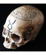 John Dee Human Skull Occult Wicca Magic - $43.60