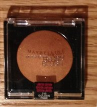 Maybelline Baked Blush Limited Edition #215 Golden Fuse - $29.00