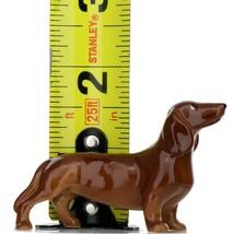 Hagen Renaker Dog Dachshund Standard Ceramic Figurine image 2