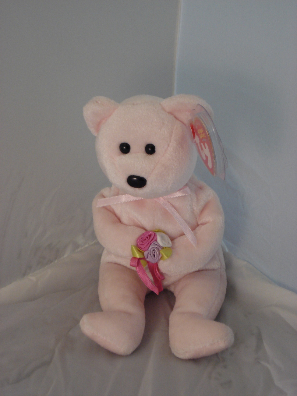 "Ty Beanie Baby - ""Dear"" the Bear"
