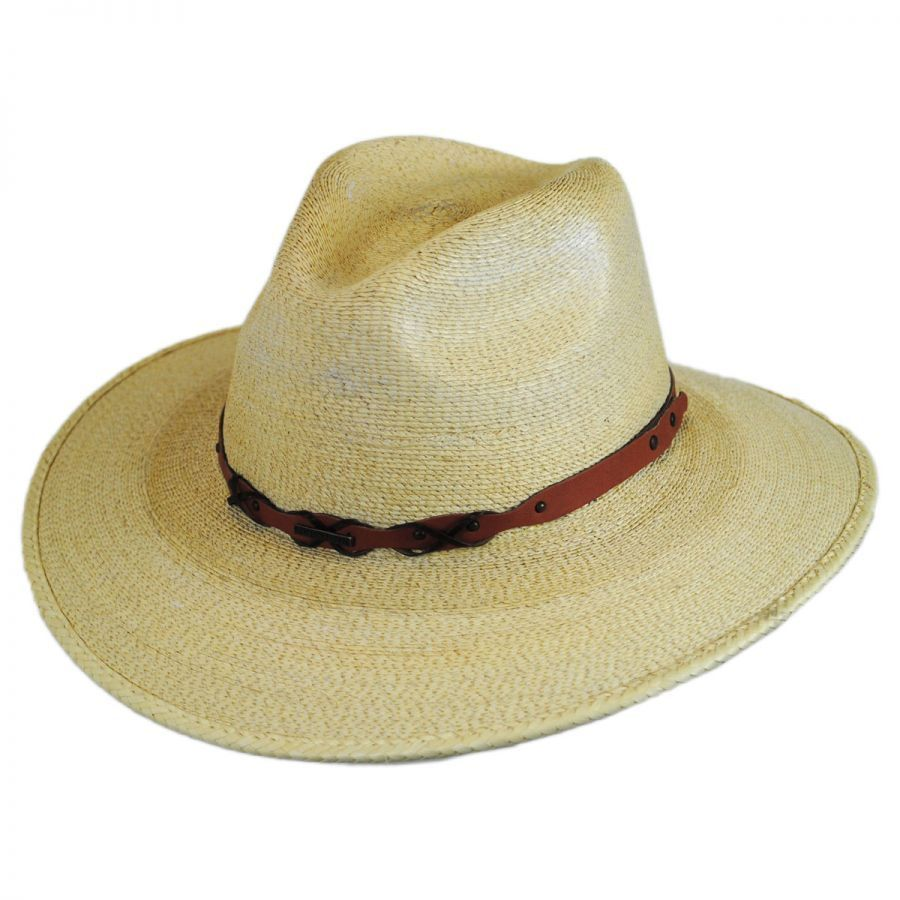 3a5c5c714698cc Stetson Palm Leaf Western Outdoor Hat - and 50 similar items. 57