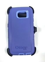 Otterbox Defender Series Case for Samsung Galaxy S6, Purple - $12.86