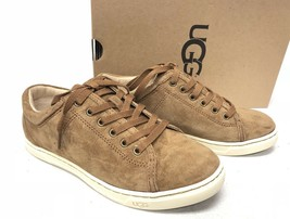 UGG Australia TOMI 1005484 Chestnut Fashion sneakers shoe 1005485 Lace Up - $79.99
