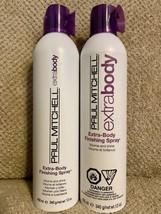 Paul Mitchell Extra-Body Firm Finishing Spray, 12 oz, Lot Of 2 - $49.99