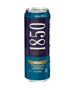 1850 By Folger Coffee Vanilla Sweetened Espresso Beverage 11 oz ( Pack o... - $29.69