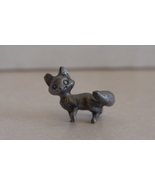 Collectible Pewter Fox  Figurine  - $5.99