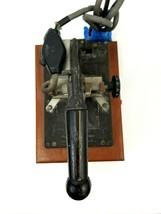 Vintage Franklin Embosser Hot Foil Stamp Imprinting Embossing Machine Parts Only image 2